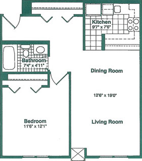 apartment layout 2