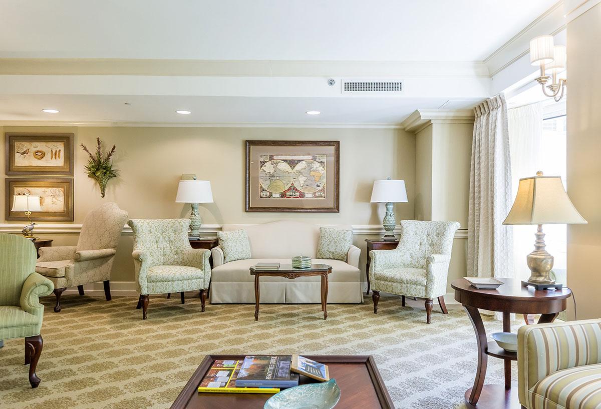 Tour Saint Anne\'s Terrace - Senior Living and Residential Care ...
